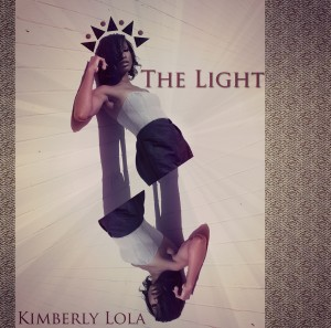 Kimberly Lola - The Light EP (Album Cover)