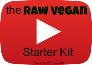 the Raw Vegan Starter Kit