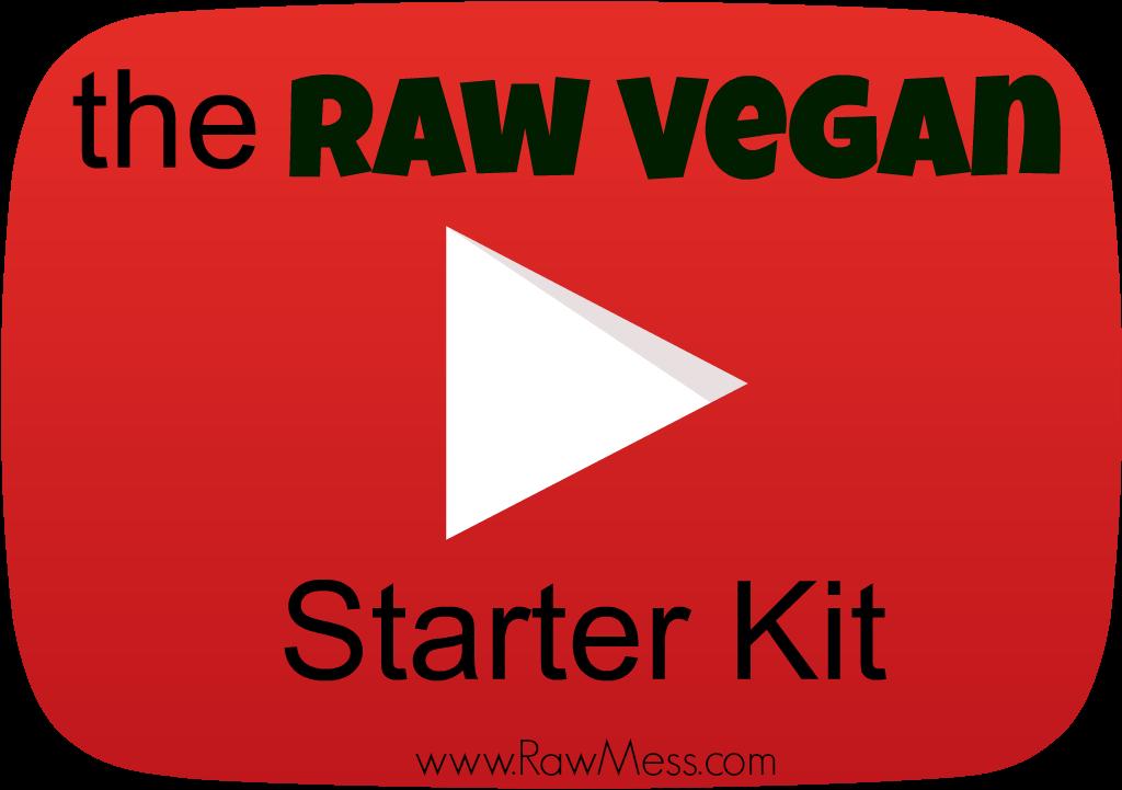 the Raw Vegan Starter Kit