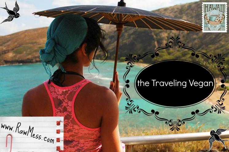 the Traveling Vegan thumbnail
