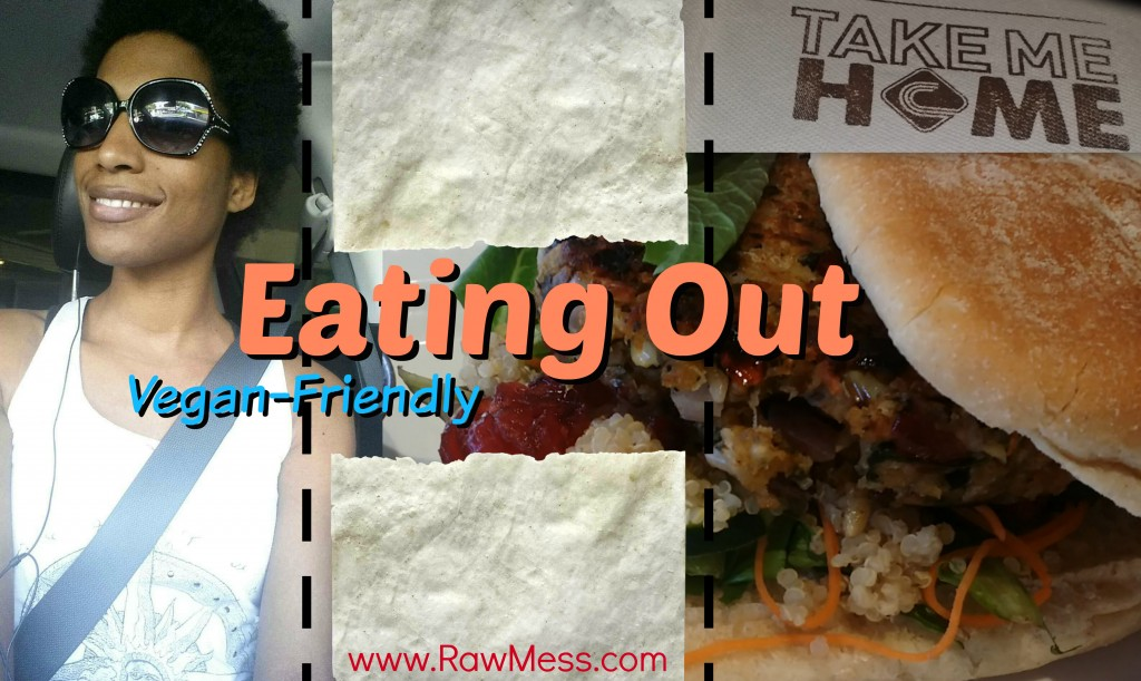 Eating Out Vegan Friendly