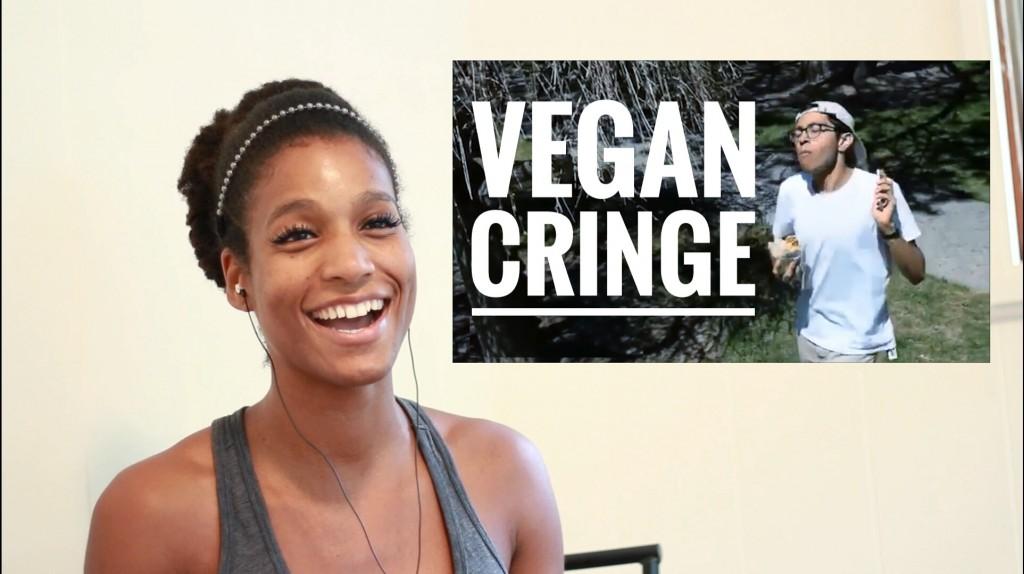 Vegan Cringe